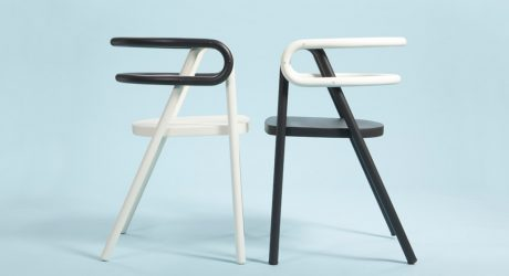 Chair Compositions by Bakery Studio