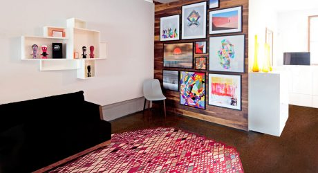 Win a Wall of Art from Crated + Design Milk
