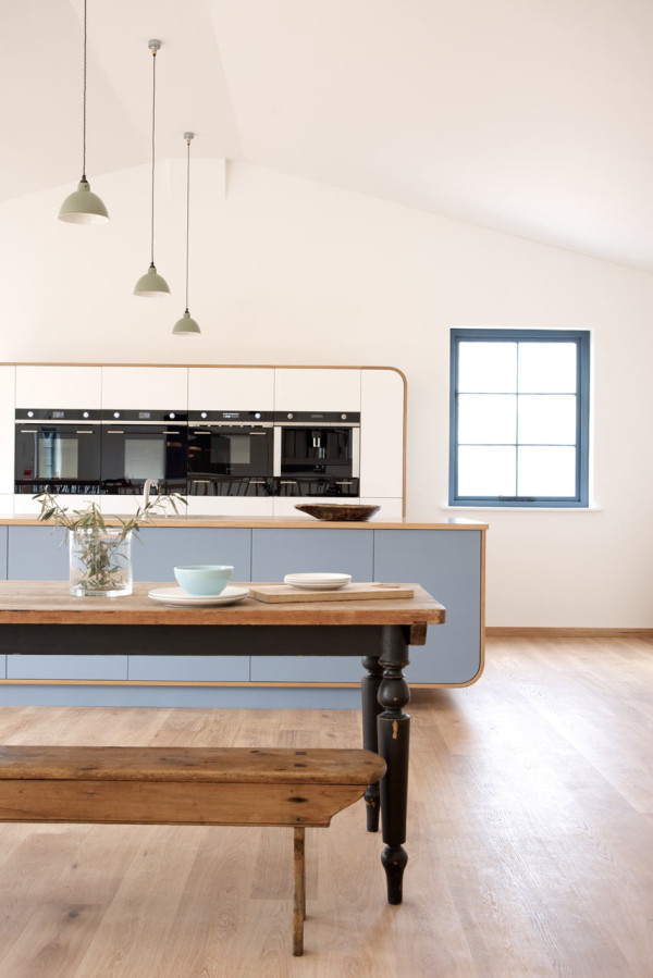 Retro Contemporary Kitchens Inspired by Vintage Classics in main interior design  Category