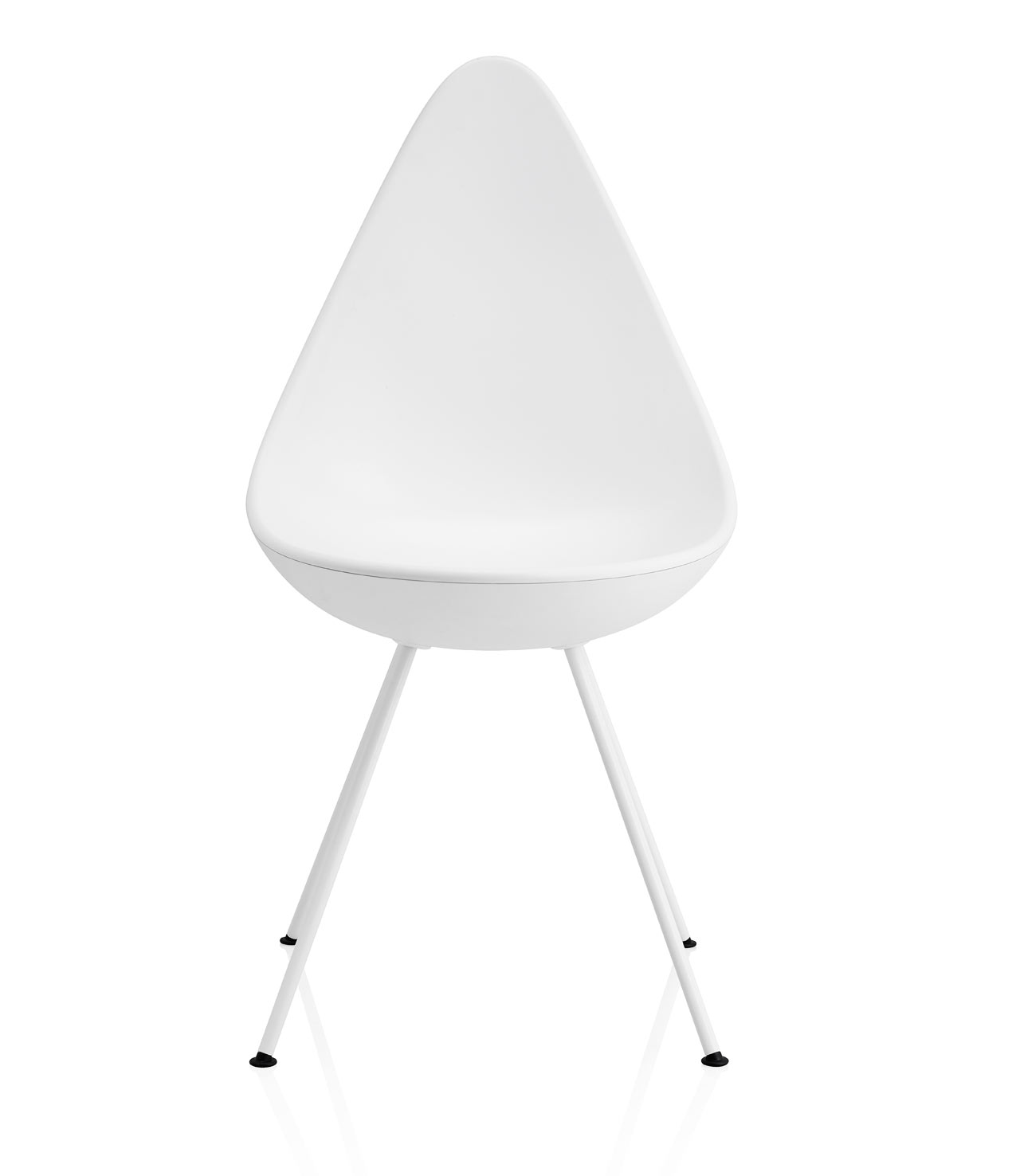drop-chair-fritz-hansen-white