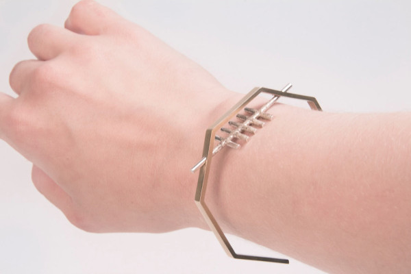 A Jewelry Collection Featuring An Unusual Material, Dust in style fashion main  Category