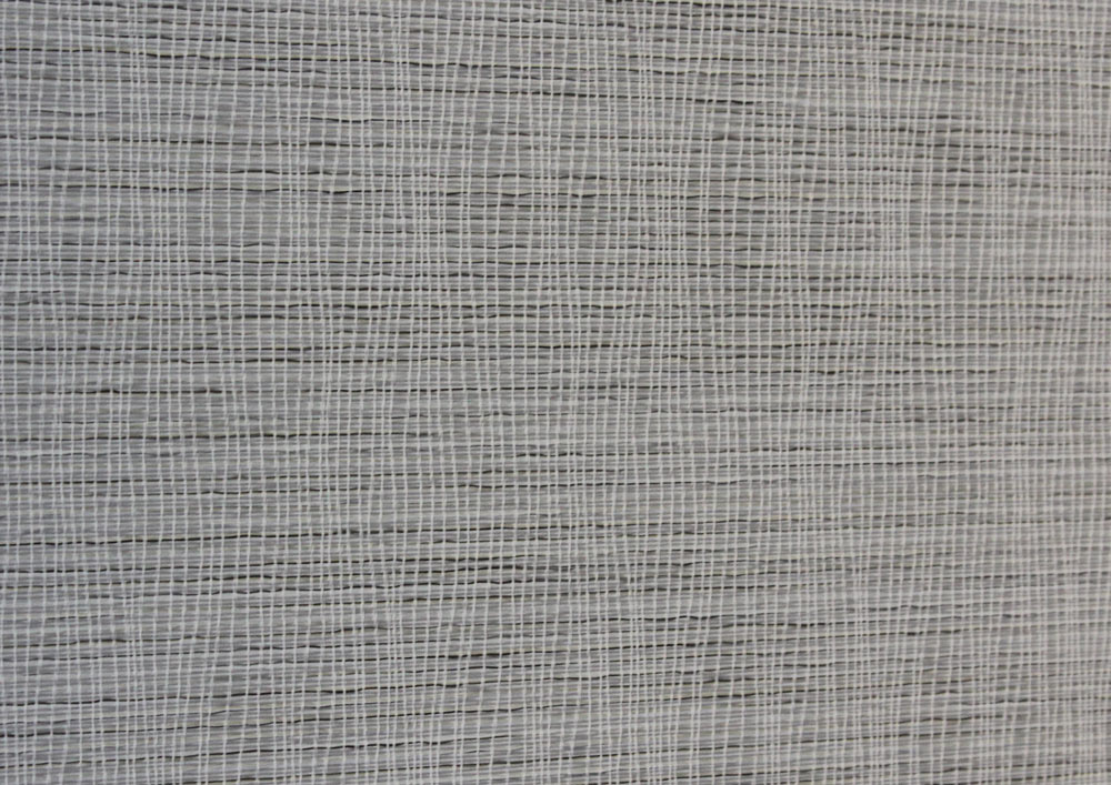 Brunswick silver pearl shade fabric detail