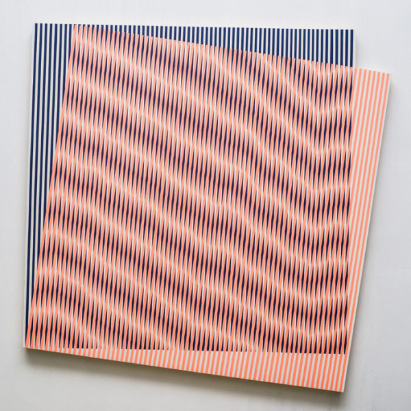 Visually Disorienting Paintings by Johnny Abrahams in main art  Category