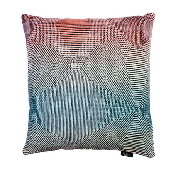 Graphic Textiles by NoMoreTwist