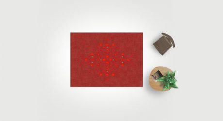 Persy Rugs for Chevalier Edition by Samuel Accoceberry