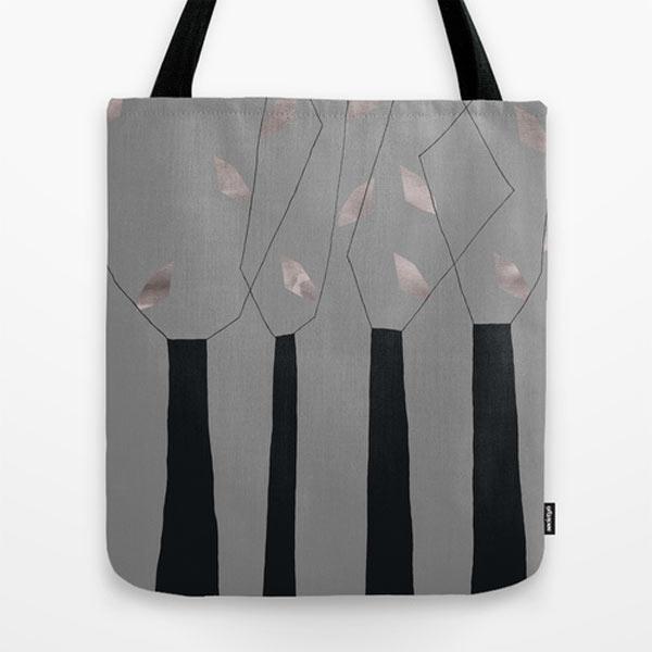 trees-tote-bag