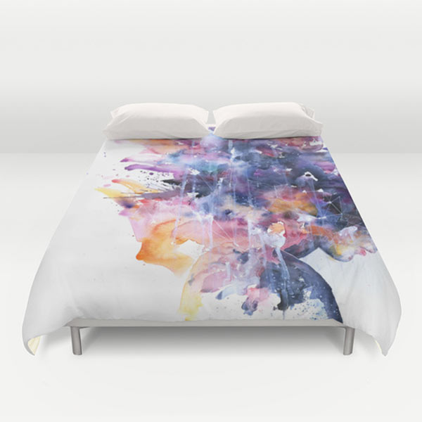 Fresh From The Dairy: Duvet Covers in main home furnishings  Category