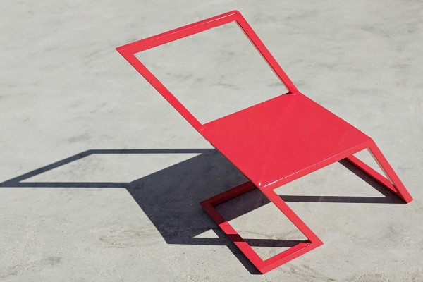 60 Red Chair-3