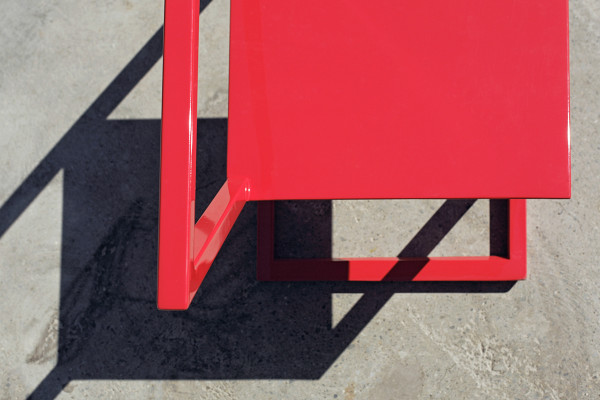 Sit On the Edge of Your Seat with the 60 Red Chair in main home furnishings Category