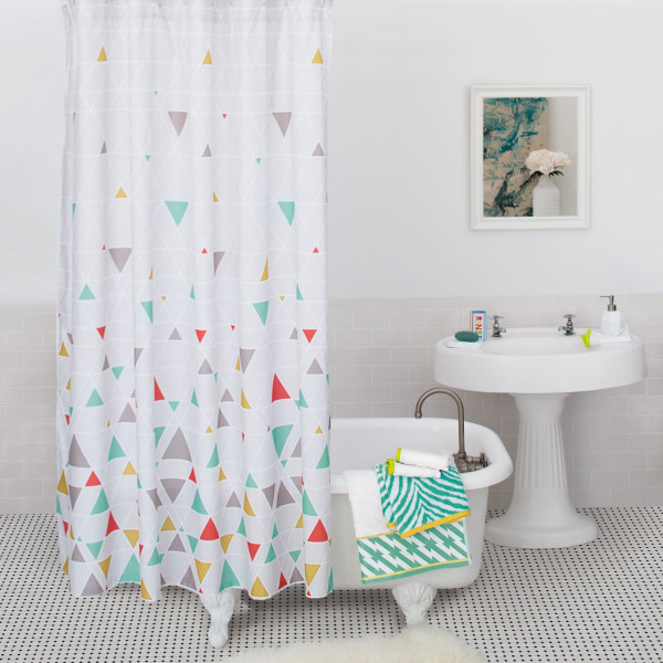 Beautiful  by Novogratz Walmart KALEIDOSCOPE BATH