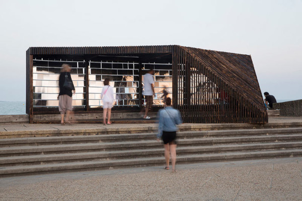 Breath Box: A Structure to Activate Your Senses in main architecture  Category