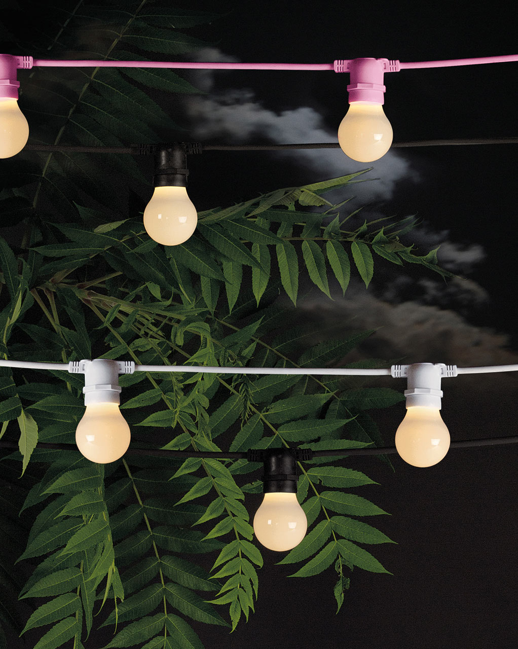 Bella Vista Weatherproof Outdoor Lights