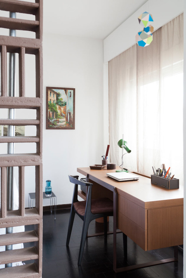 A Brazilian Apartment with Historic, Modernist Details in main interior design architecture  Category