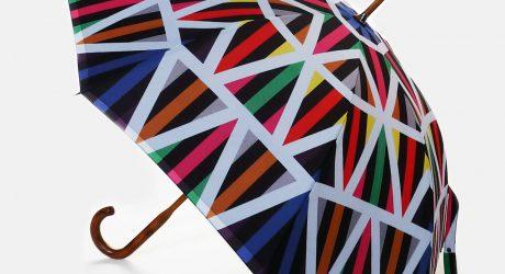 Walking Stick Umbrellas from David David