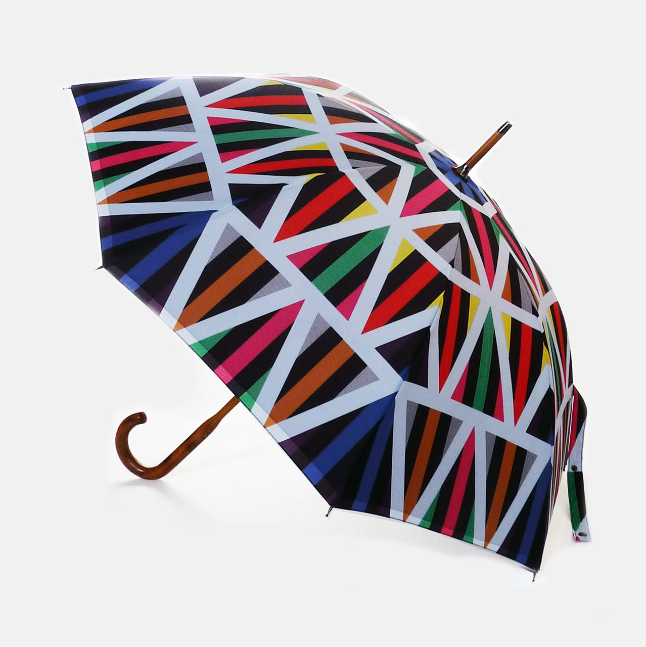 Walking Stick Umbrellas from David David