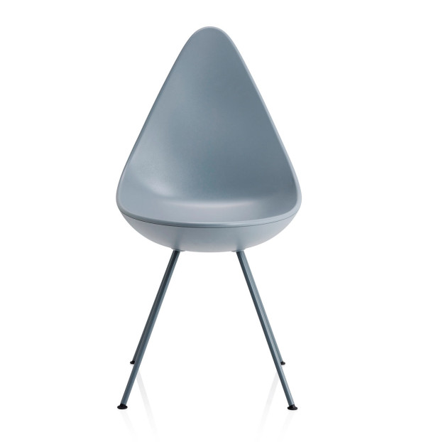 arne jacobsen 39 s drop chair comes back to life design milk