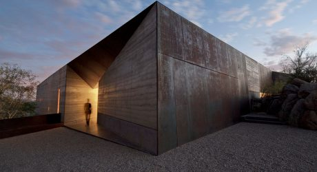 An Elegantly, Mind-Blowing Home in the Desert