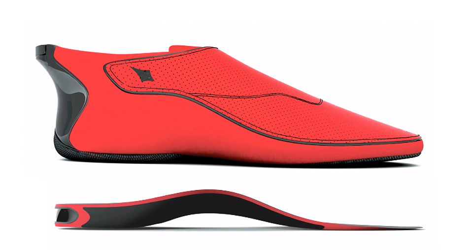 Smart Shoes Guide You With Haptic Feedback and Bluetooth Navigation
