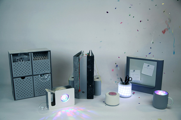 Desktop Fireworks: A Mood Lifting Surprise Party For One in technology main art Category