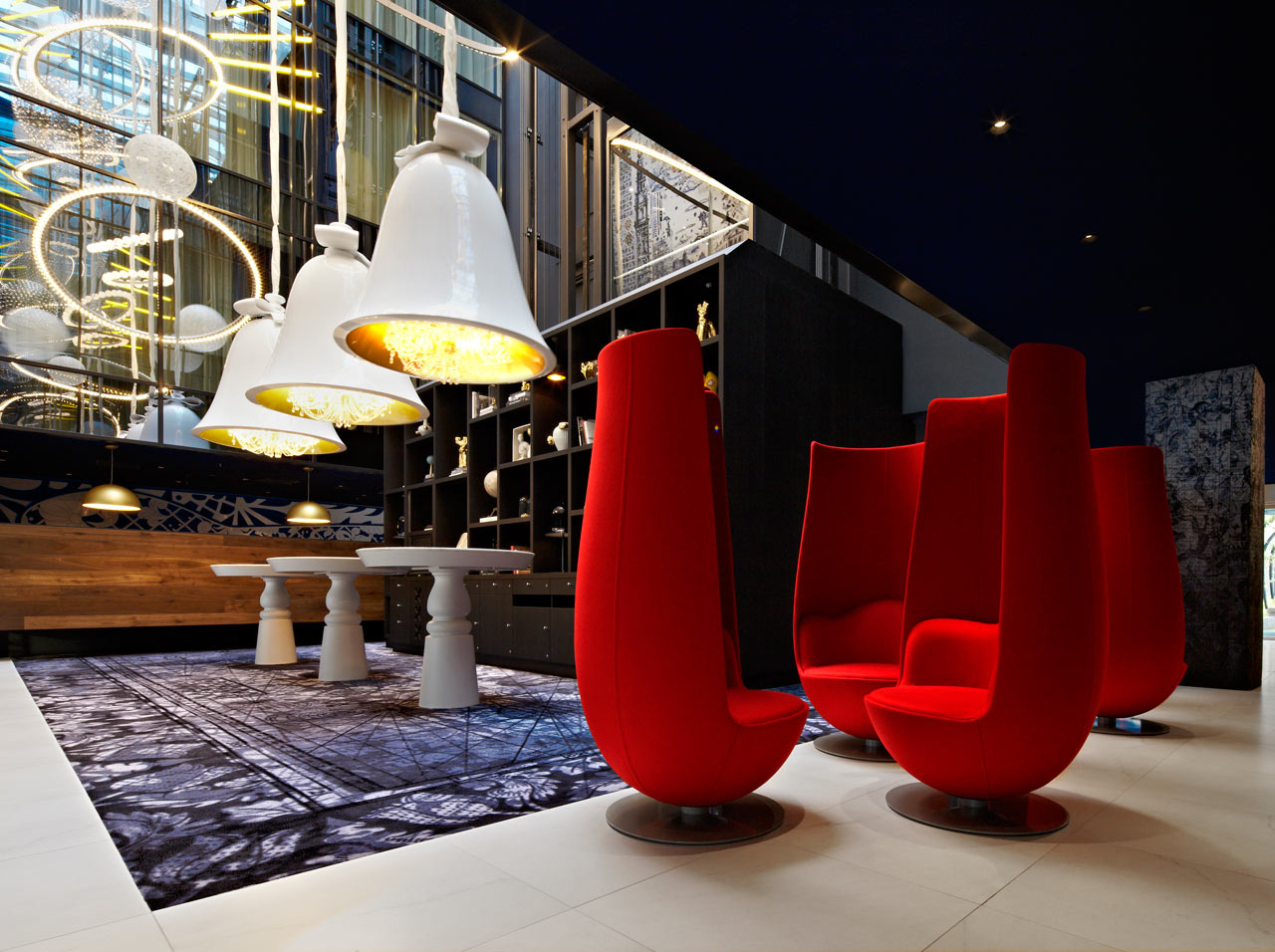 a modern hotel in amsterdam with dutch history - design milk