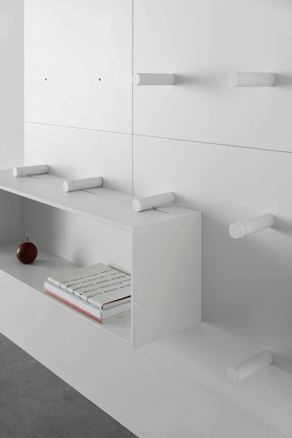 Dots: A Modular Storage Wall by ARIS Architects in main interior design home furnishings  Category