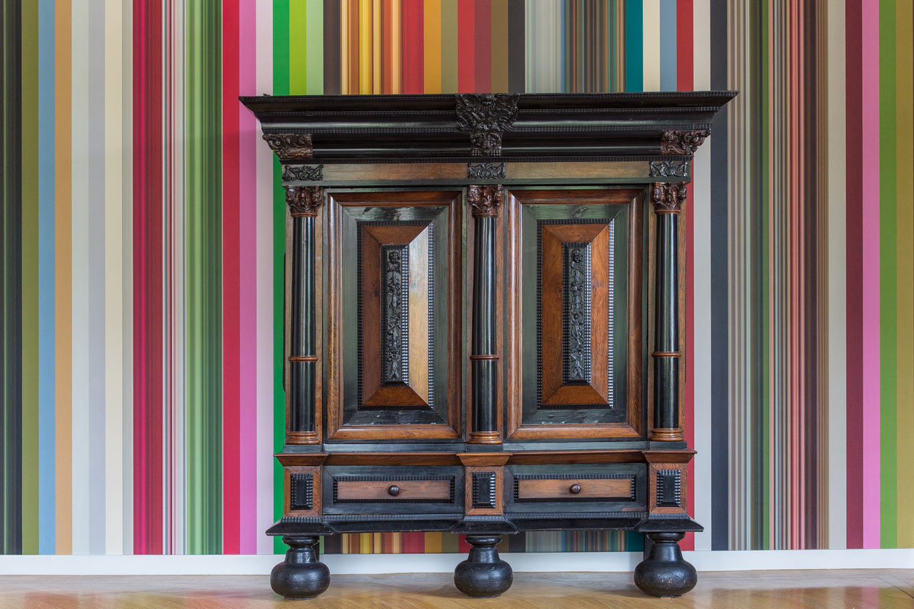 Droog's New Wallpaper Inspired by Classic Works of Art