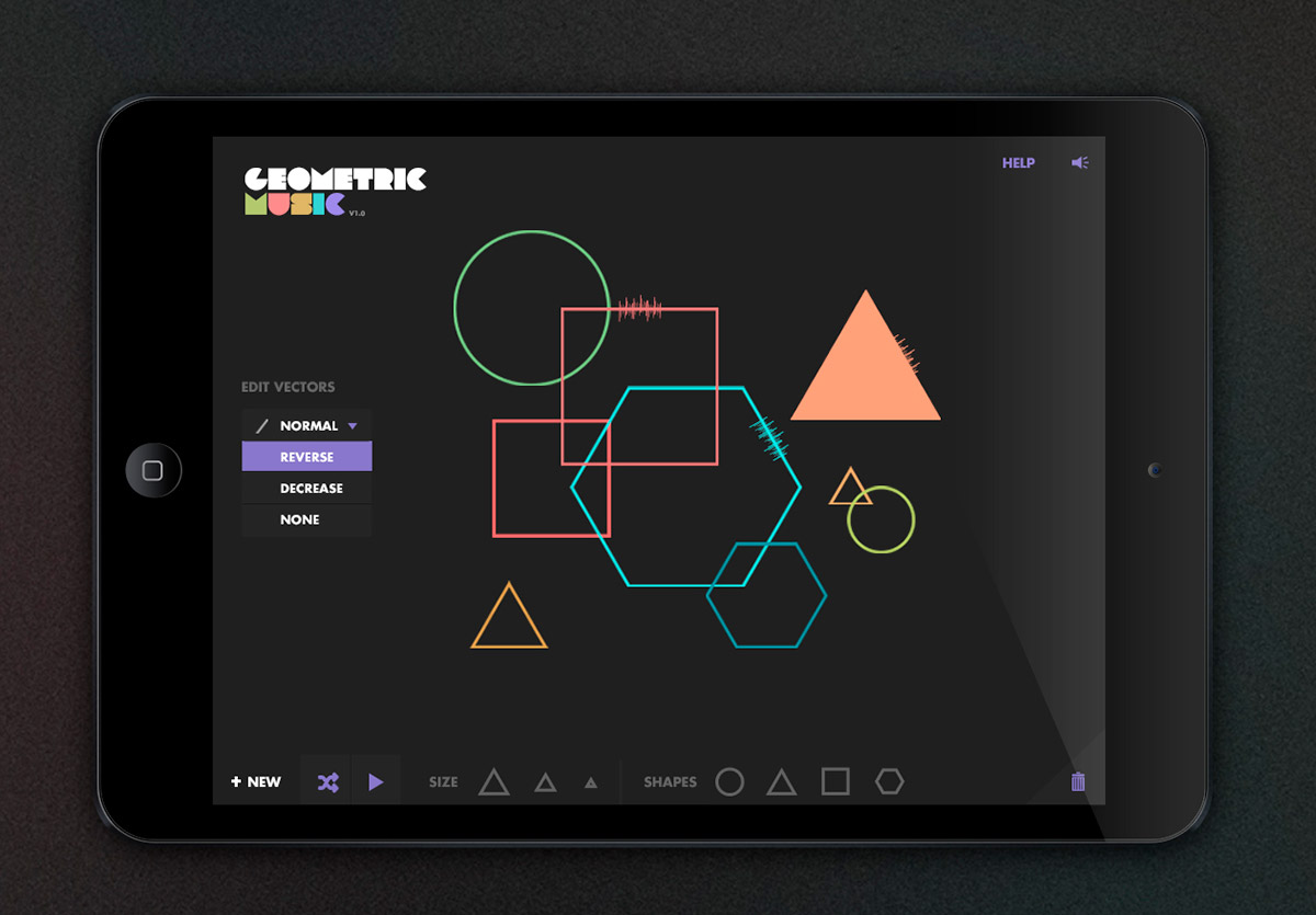 Ideas Taking Shape: Geometric Inspiration