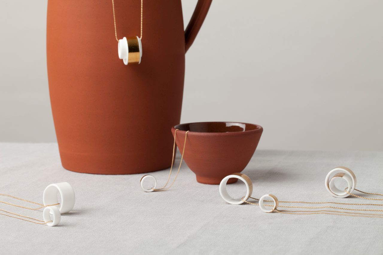 Hula_Reiko_kaneko_Fine_bone_china_jewelry_terracotta