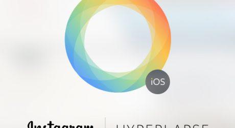 Get Hyper: Instagram's New App Hyperlapse Steadies Time Lapse