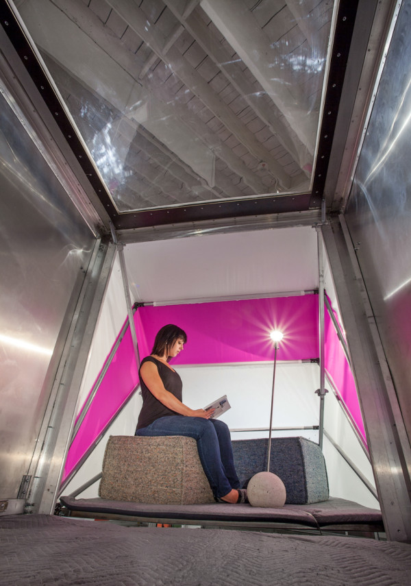 Truck A Tecture: A New Look at Mobile Living in main architecture  Category