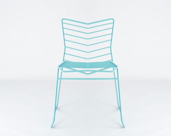 Kai Wire Chair Daniel Lau 4