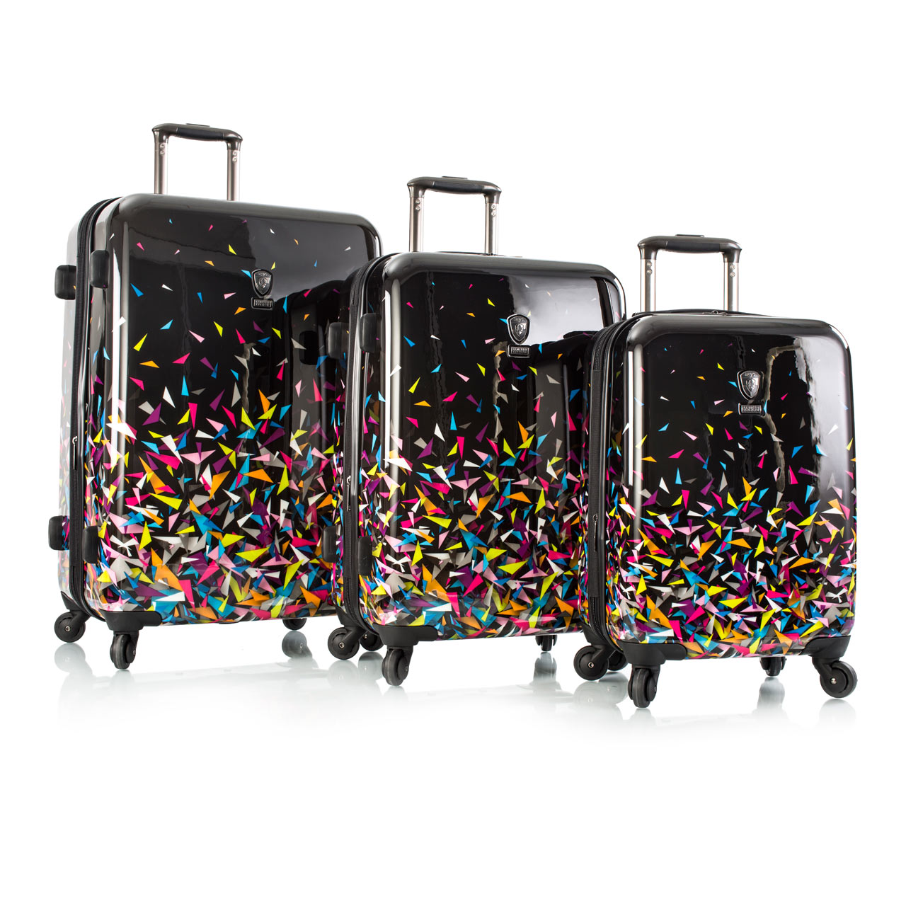 Karim Rashid by Heys: Supernova Luggage
