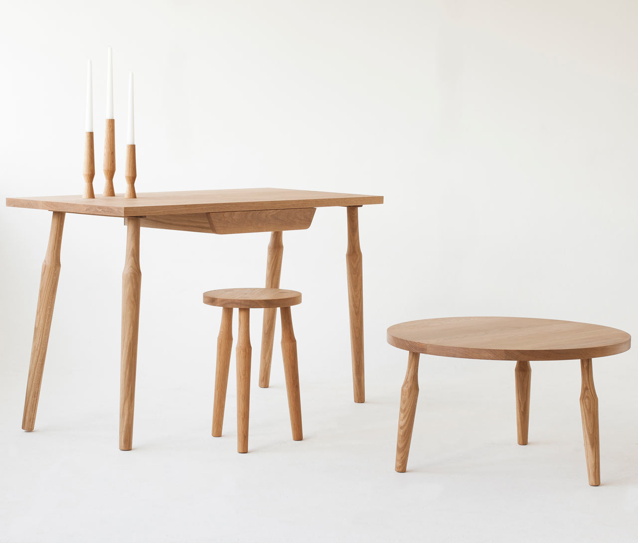 Furniture Inspired by Modernist Architects by Liam Treanor