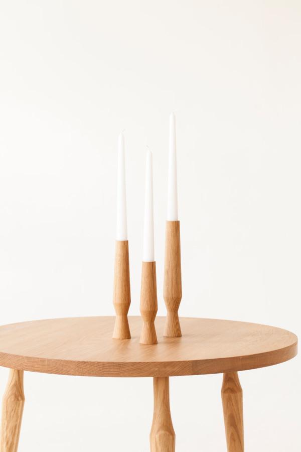 Liam-Treanor-Santiago-Collection-13-Louis-Candlesticks-oak