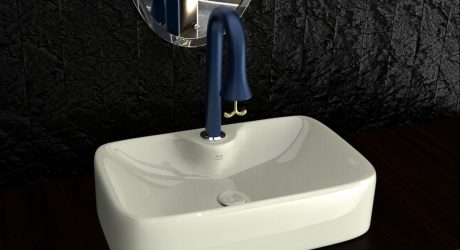 A New Kind of Faucet with a Little Twist