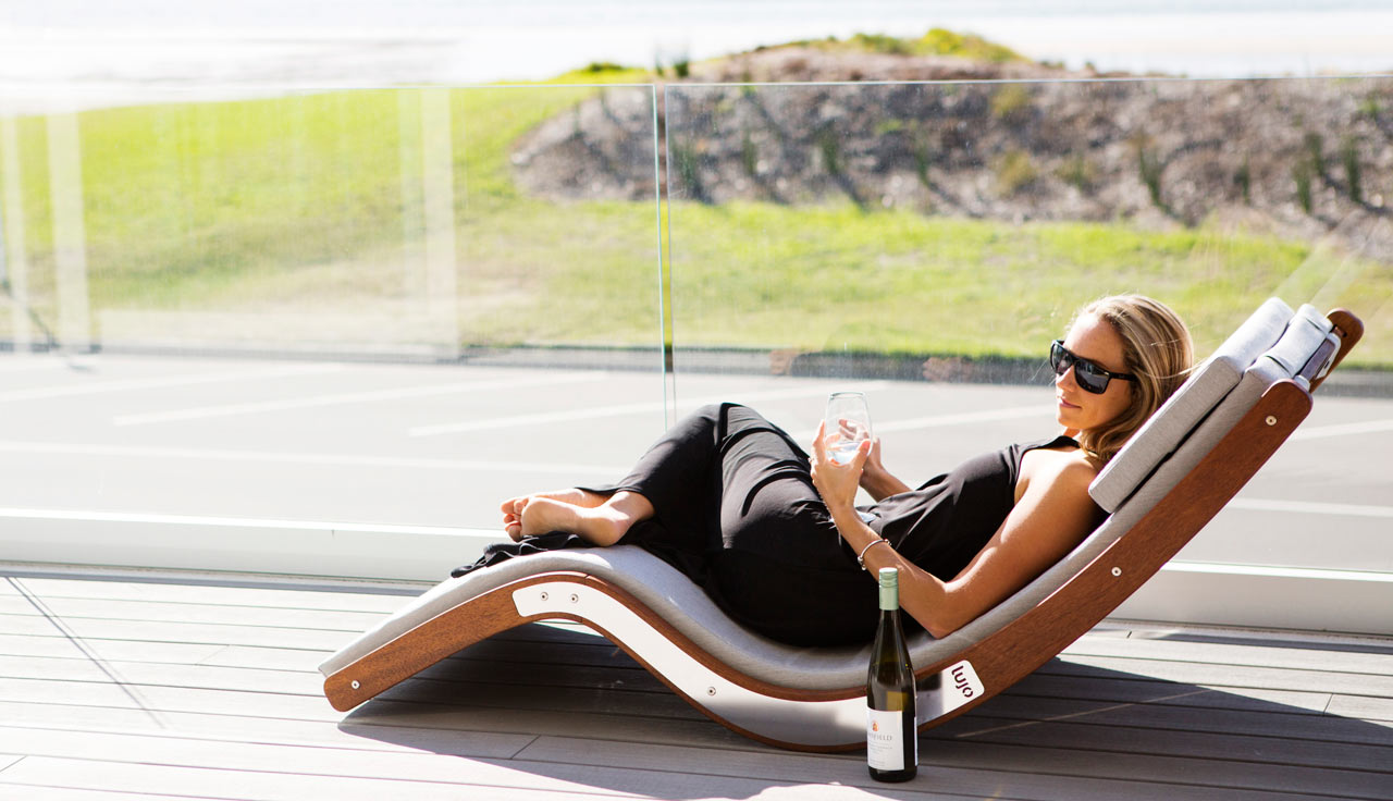 Rock Out Outside with the Kwila Sun Lounger