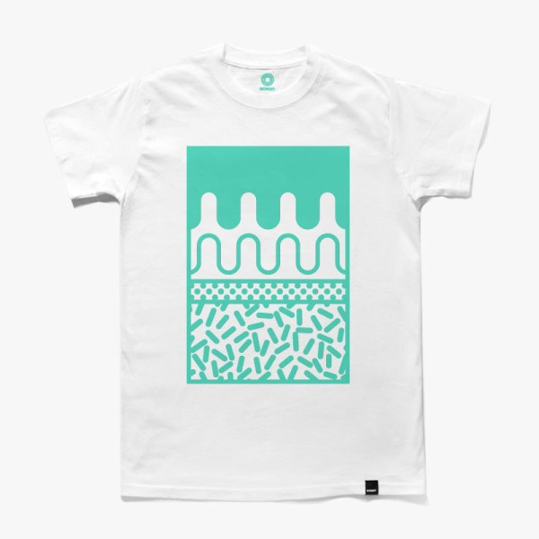 Graphic, Hand Printed Tees from NOWAY in style fashion main  Category
