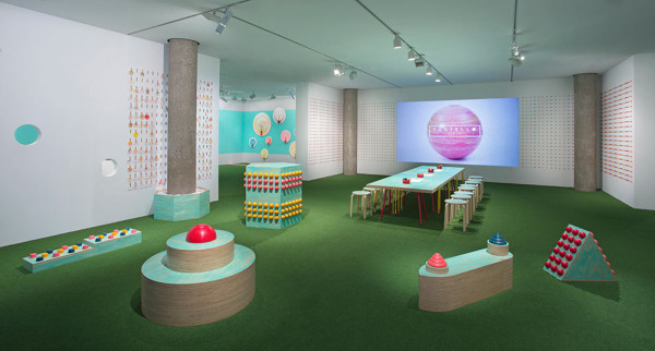 A Kids Space Designed for the Re-Imagination of Drawing Tools