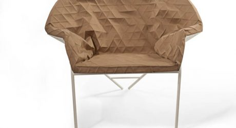 Poli Chair by Mika Barr and Producks