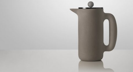 Muuto Introduces a New Kind of Coffee Press