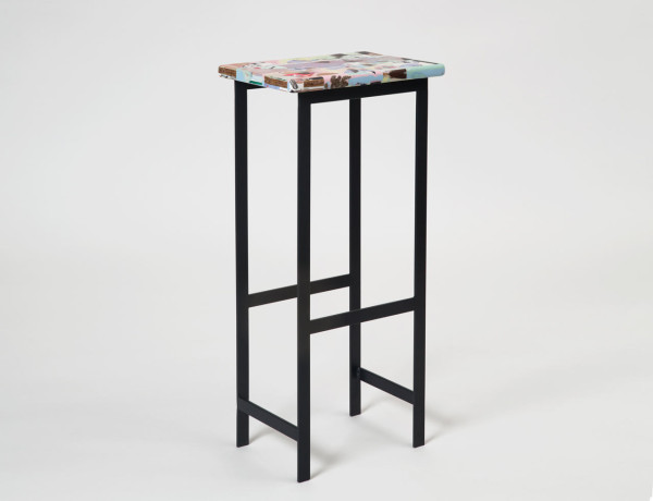 Resin Topped Stools from Chen Chen & Kai Williams in main home furnishings  Category