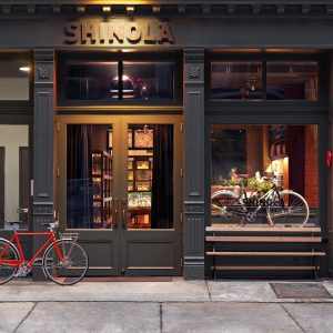 A Visit to Shinola TriBeCa