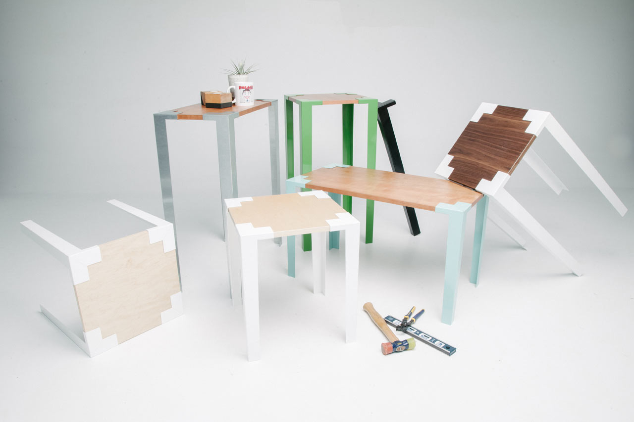 New No-Tools-Required Tables from Soapbox