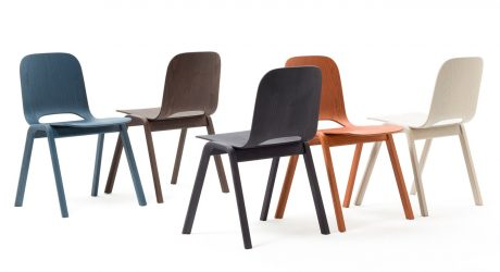 Touchwood Chair by Lars Beller Fjetland for Discipline