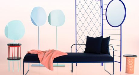 Playful Norwegian Furniture from Vera & Kyte