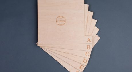 Alphabetize Your Record Collection With These Laser-Cut Wood Dividers