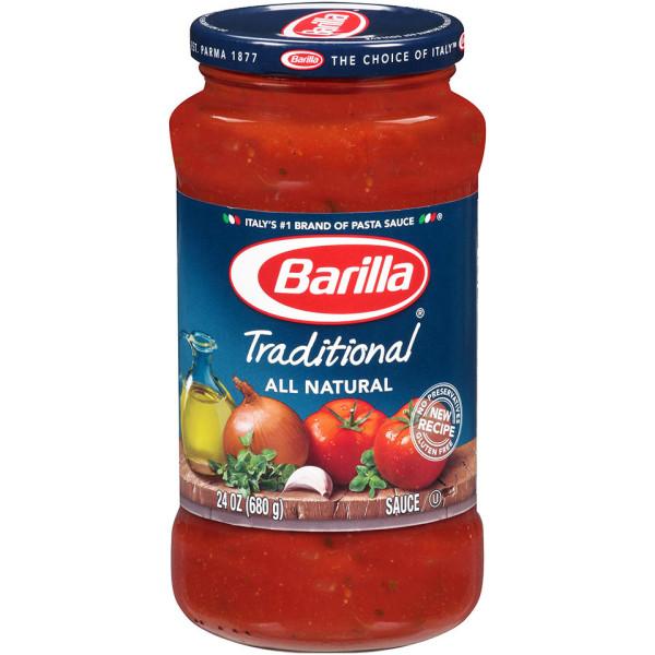 barilla-sauce-Traditional-Jar