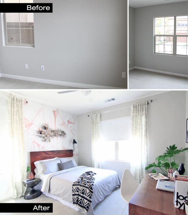 before-after-guest-bedroom-bed-wall