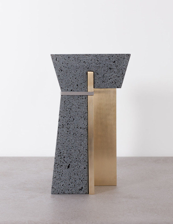 Furniture Made from Mount Etnas Cooled Lava in main home furnishings  Category