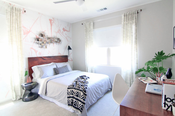 The House Milk Guest Room Part 2: Before/After Reveal in main interior design home furnishings  Category
